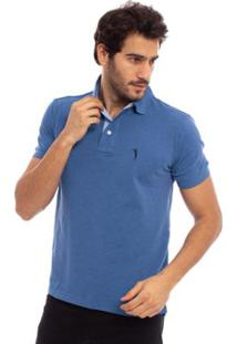 Camisa Polo Aleatory Lisa Masculina - Masculino