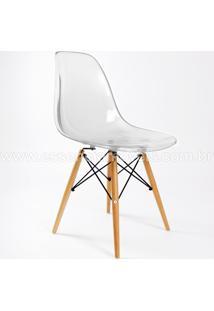 Cadeira Eames Dsw (Cores Transparentes)