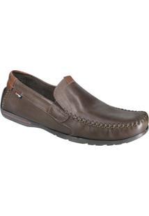 Sapato Masculino Drive Pegada Plus Size