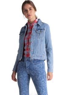 Jaqueta Jeans Levis Trucker Original - Xs
