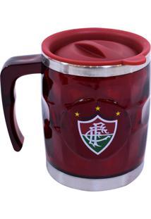 Caneca Minas De Presentes Fluminense Vermelha - Kanui