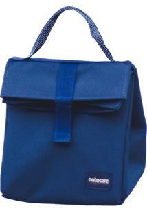 Bolsa Térmica Mini Daily Azul Marinho Nc179 Sem Potes - Notecare