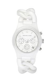 Relógio Michael Kors Feminino Branco