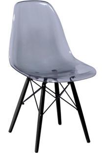 Cadeira Eames Fumê