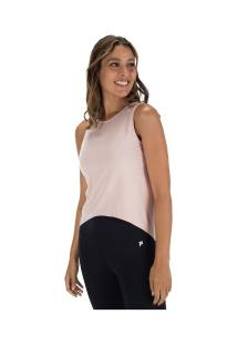 Camiseta Regata Fila Mind Tec Ii - Feminina - Rosa Claro