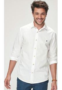 Camisa Branco Malwee