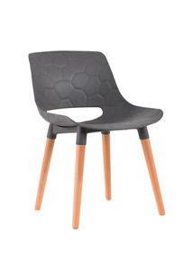 Cadeira Eliane Cinza Rivatti