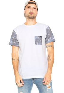Camiseta Rusty Bl Camodirty Branca