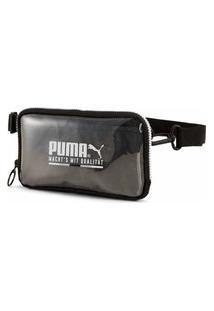 Pochete Puma Prime Street Sling Pouch - Preto