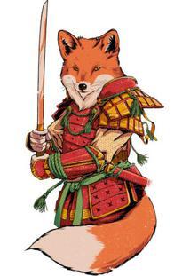 Foxmurai - Camiseta Clássica Feminina