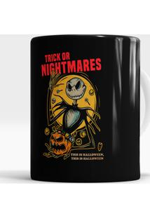 Caneca Trick Or Nightmares