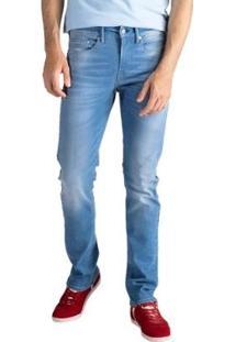Calça Jeans Levis 511 Slim Masculino - Masculino-Azul