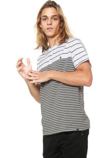 Camiseta Hurley Silk Join Branca