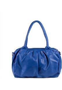 Bolsa Aphrodite By Elizabeth Leve Azul