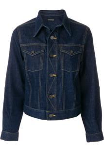 Calvin Klein 205W39Nyc Jaqueta Jeans - Azul