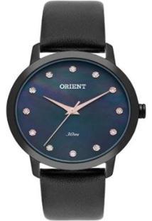 Relógio Feminino Orient Analógico Fpsc0003/P1Px - Unissex-Preto