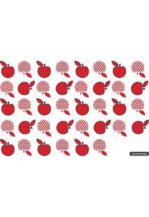 Tábua- Branca & Vermelha- 0,4X30X20Cm- Tramontintramontina