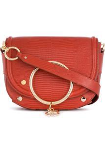 See By Chloé Mara Crossbody Bag - Vermelho