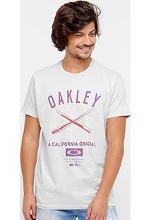 Camiseta Oakley Mod Temple Fight Tee Masculina - Masculino
