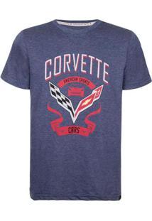 Camiseta Masculina American Legend Corvette - Masculino