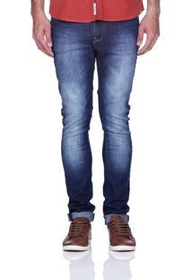 Calça Jeans King&Joe Azul