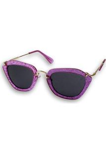 Óculos De Sol Hashtag H810 Pink