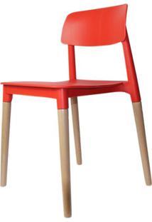 Cadeira Norma Vermelha 77 Cm (Alt) - 43437 - Sun House