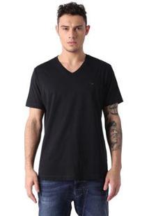 Camiseta Diesel T-Therapon - Masculino-Preto