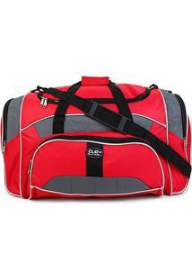 Mala Active Clio Travel Masculina - Masculino-Vermelho