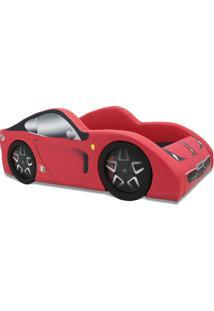 Cama Carro Gt Vermelho