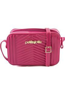 Bolsa Crossbody Pop Matelassê Petite Jolie Pj4234