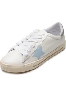 Tênis Fiveblu Estrela Branco