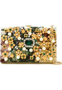 Dolce & Gabbana Bolsa Com Aplicação - Estampado