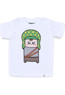 Cuti Chaves - Camiseta Clássica Infantil