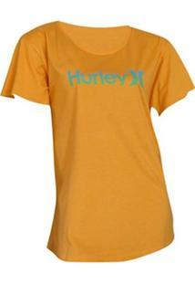 Camiseta Oeo Hurley Feminina - Feminino