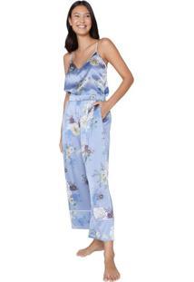 Conjunto Sleepwear Pantacourt