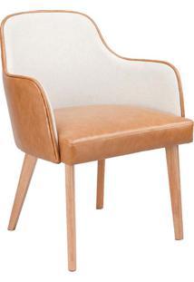 Cadeira Rima Estrutura Madeira Pés Jequitibá Eco Friendly Design Scaburi