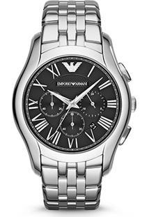 572c02d1334 ... Relógio Emporio Armani Analógico Ar17861Pn Masculino - Masculino-Prata