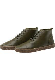 Tênis Sneaker Stepsgreen Bells 1212 Verde