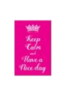 Painel Adesivo De Parede - Nice Day - Frases - 1597Png