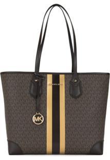 Michael Michael Kors Eva Tote Bag - Marrom