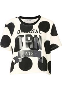 Camiseta Triton Poás Off-White