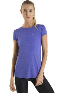 Camiseta Liquido Levíssima - Azul Claro M