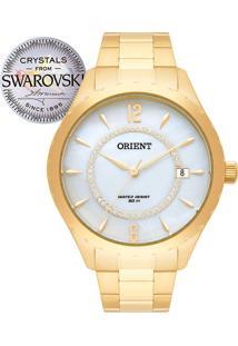 Relógio Orient Feminino Swarovski Elements Fgss1152B2Kx