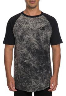 Camiseta Dc Esp Reglan - Masculino