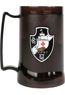 Caneca Vasco Gel Cruz De Malta 400 Ml - Unissex