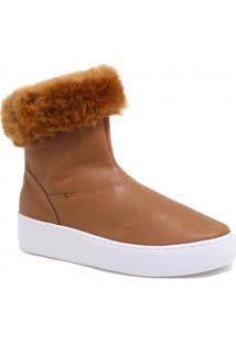 Bota Flatform Zariff Shoes