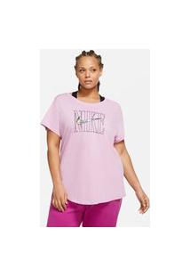 Plus Size - Camiseta Nike Sportswear Feminina