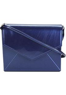Bolsa Petite Jolie Mini Bag Feminina - Feminino-Marinho