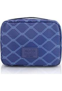 Necessaire De Viagem Jacki Design Viagem - Unissex-Azul